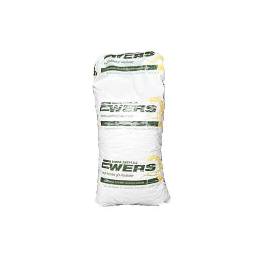 En Ewers sæk med 6 mm træpiller 10 kg